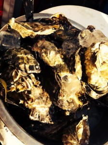 Oesters van de Oestervrouw van Sannas Cookery NK-oestersteken2015